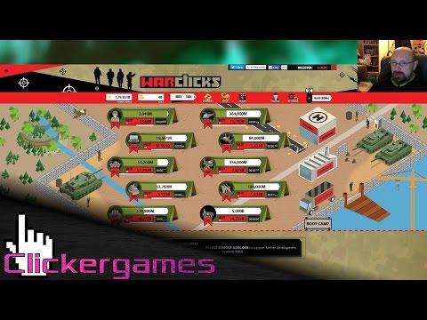 WAR CLICKS - Idle Games #61 [german]