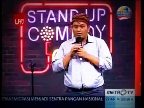 Stand Up Comedy Dicky Candra