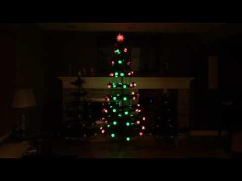 Gemmy Lightshow Trees