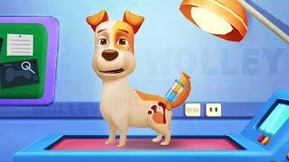 take care of cute little puppy puppy life secret pet party pet care kids games by coco tabtale