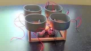 How To Make A Mini Powerplant
