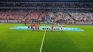 Football PES 2020 Germany vs Albania