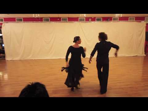 DanceTLV - Open Night Showcase 2018 - Iris Goldstein and Sean Ziv