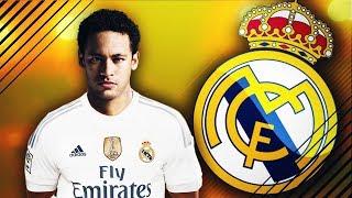 Baixar Pleaca NEYMAR Semneaza cu Real Madrid 190.000.000EURO || FIFA 19 Romania Real Madrid #1