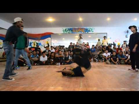 Everest Jam 2015 | Astro Psychics (Nepal) Vs Break Guru (India) | Bboy |
