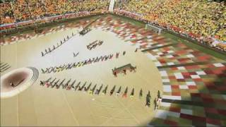 World Cup 2010 - Opening Ceremony - Khaled DIDI