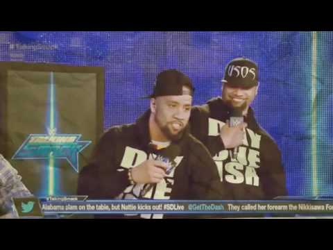The Usos - Talking Smack