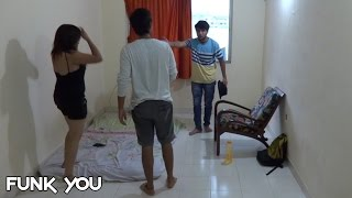 Girlfriend Seducing Friend - Prank by Funk You (Friendship Day Special)