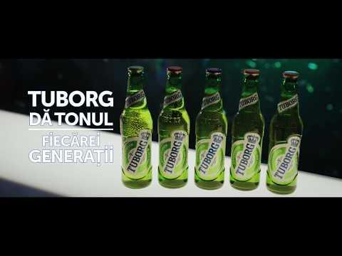 Tuborg dă tonul fiecărei generații