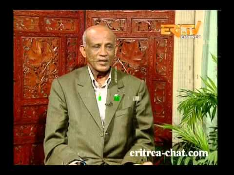 Eritrean Ambassador Tesfamicael Gerahtu and Adem Ousman from the Foreign Ministry   UNFair Sanction