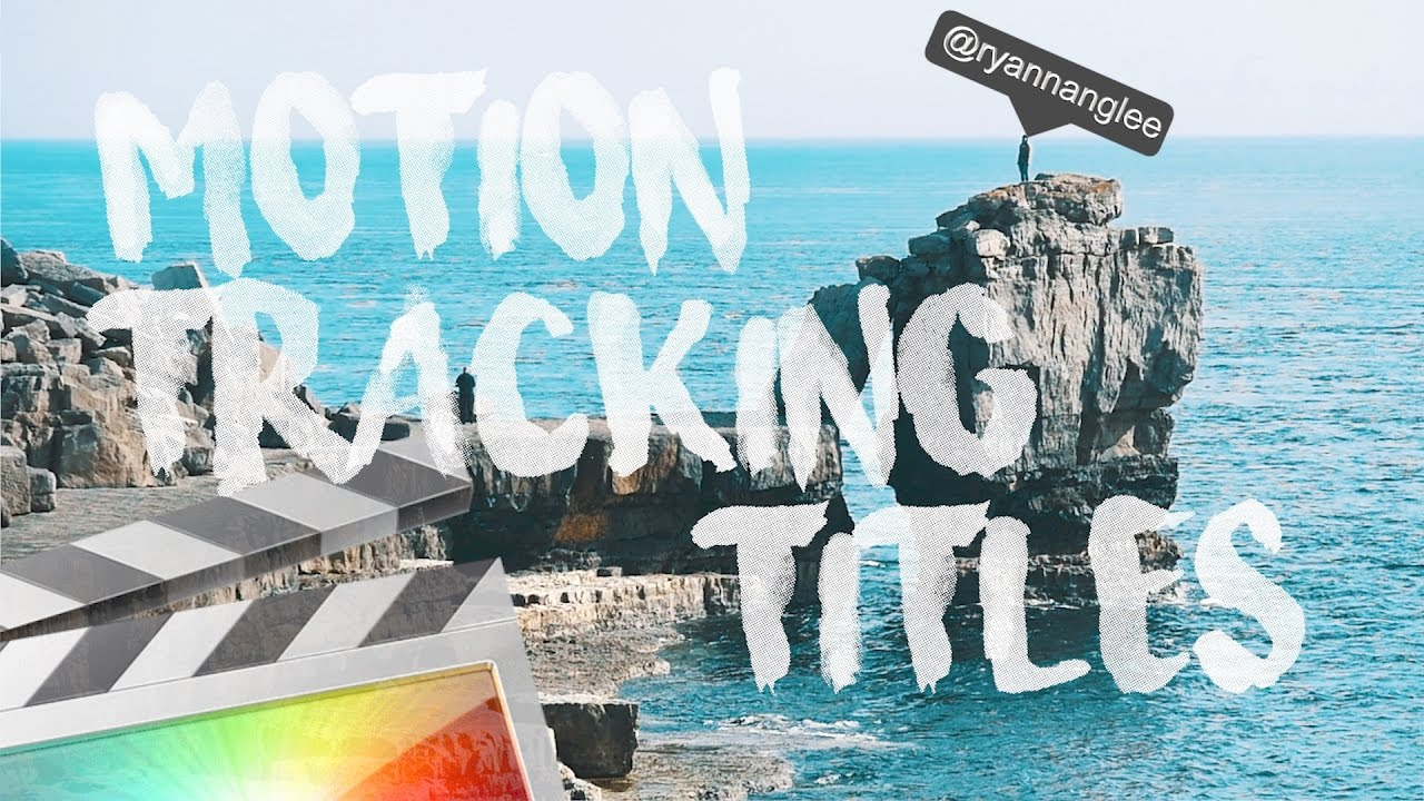 Motion Tracking Titles I Free Instagram Tag Title Plugin I Final Cut Pro X