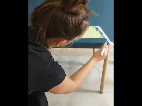 Перекраска любой мебели легко и быстро, без зашкуривания и грунтовки