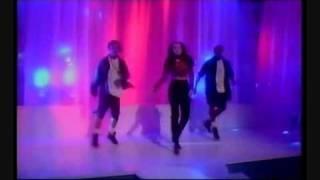 Dannii Minogue Jump To The Beat Wogan