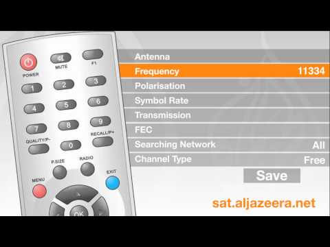 How to tune in to Al Jazeera satellite channel
