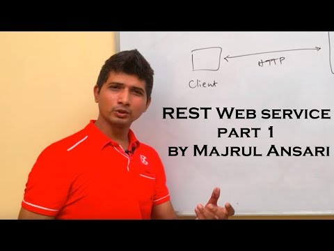 Introduction to REST Web service part 1 by...