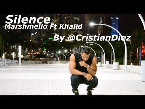 Silence Marshmello Ft Khalid Dancing video
