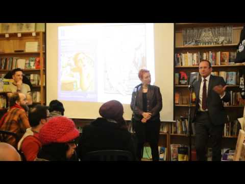 BRITISH PSYCHOLOGICAL SOCIETY & ICARUS PROJECT AT BLUESTOCKINGS