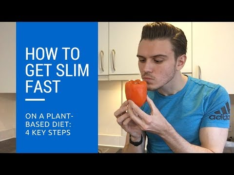 How To Lose Weight Fast On A Plant-Based Diet: 4 Steps For Success