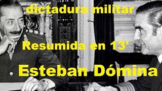 24 de marzo de 1976- Resumen de Esteban Dómina