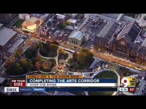 Cincinnati Shakespeare Company's new theater nears completion