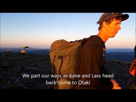 Tararua Ranges - Mid Crossing - Red Stag
