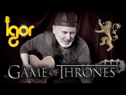 The Rаins Оf Castamerе – Igor Presnyakov – acoustic fingerstyle guitar