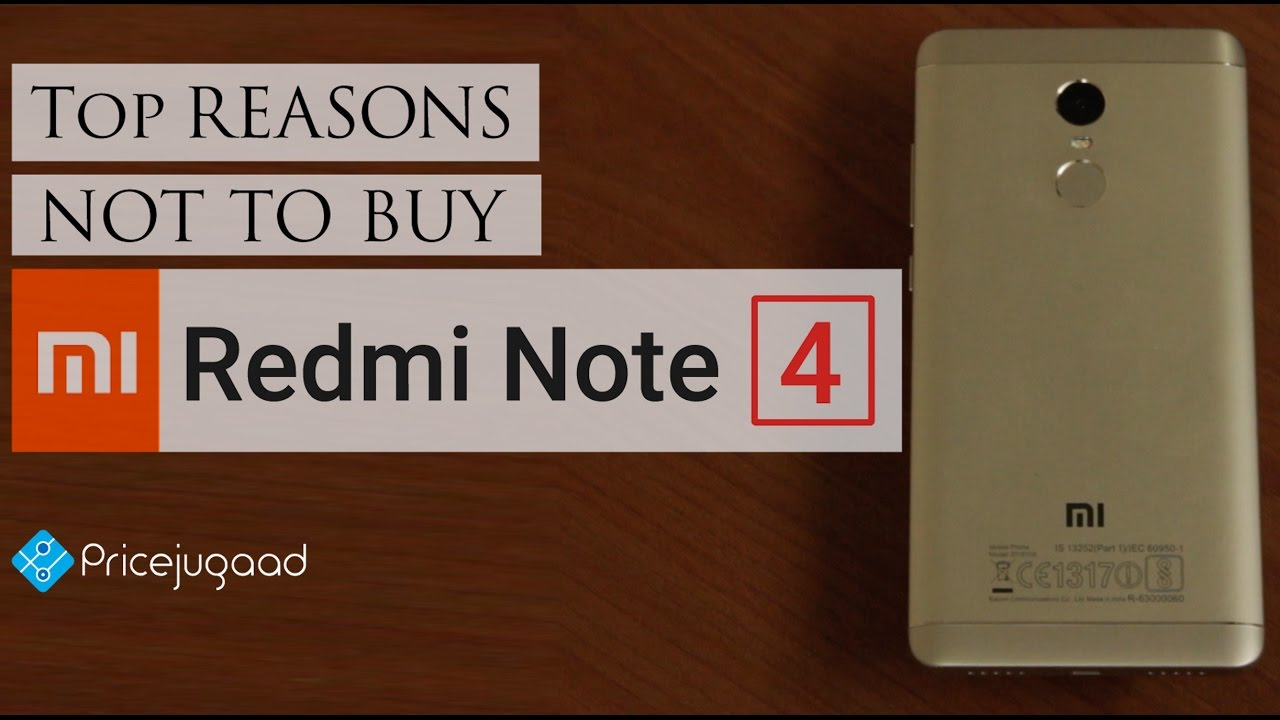 Xiaomi Redmi Note 4 In Dubai: Top Reasons Not To Buy, Price And