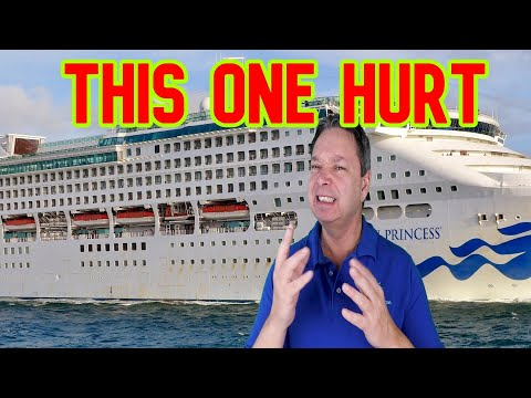 Princess Cruise Lines Selling Two Ships - Cruise Ship News