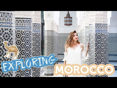EXCITING ADVENTURES IN MOROCCO! | Amelia Liana Vlog