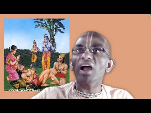 Value Education 28 - Ramayana 10 - Vali 1 - Judging without understanding ruins relationships