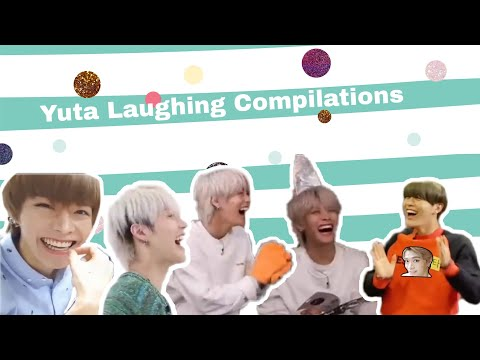 NAKAMOTO Yuta Laugh Compilation || Healing the Heart || [ NCT WayV Laugh ]