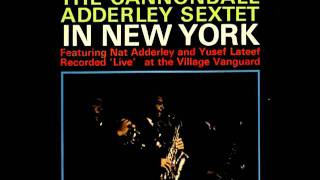 Cannonball Adderley Sextet - Scotch and Water