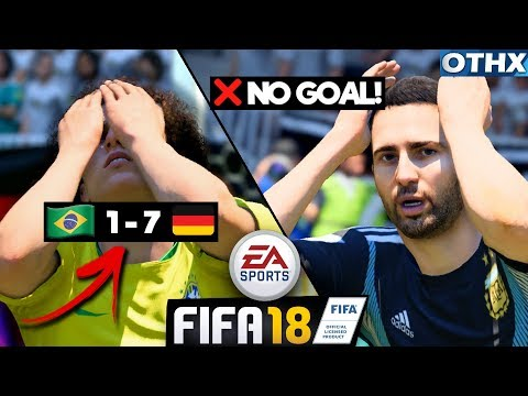 FIFA 18 | World Cup Stereotypes of Famous Players and Countries ft. Suarez, Brazil