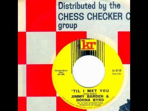 Jimmy Barden & Donna Byrd -