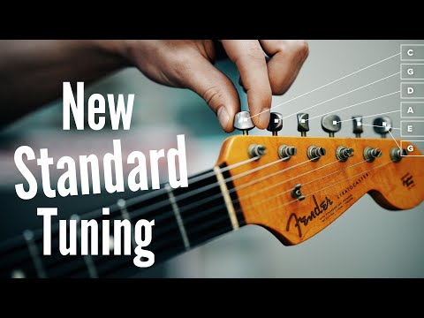 Should This Be The 'NEW STANDARD TUNING'?!