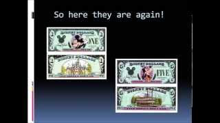 Disney Dollars in 3 minutes