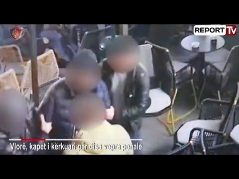 Report TV - Në kërkim për tentativë vrasje, arrestohet 32 vjeçari