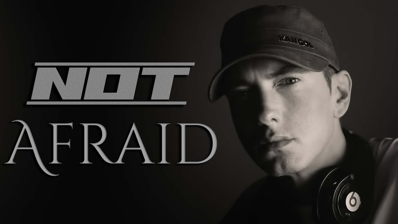 not afraid song - 1280×720