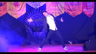 Heropanti :Raat Bhar Song   Saurabh Gandhi   Tiger Shroff   RCOEM   DANCE  2k16