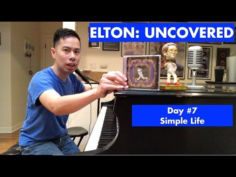 ELTON: UNCOVERED - Simple Life (#7 of 70)