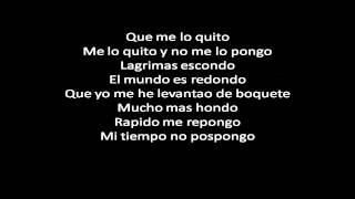 Plan B Ft Tego Calderon - Zapatito Roto (Letra) ✓