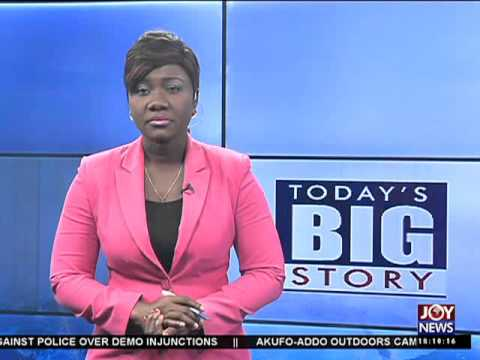 GNPC ESB Payments - Today's Big Story on Joy News (2-12-15)