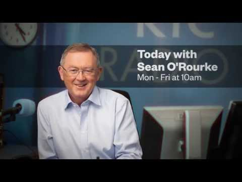 Today with Sean O'Rourke | Bite Size Gathering | 16 October 2015