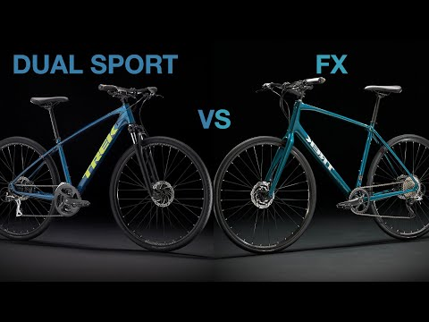 Trek Dual Sport vs FX Series! What's The Difference?