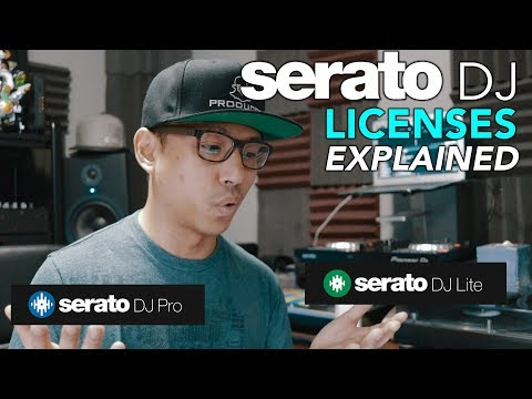 Serato DJ Licenses Explained (SDJ Pro, Serato DVS, Which Do You Need?)