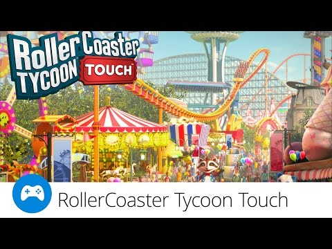 RollerCoaster Tycoon Touch (recenze hry)