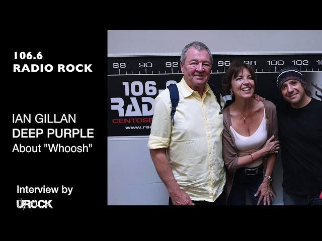 Ian Gillan (Deep Purple) presenta in esclusiva per Radio Rock il nuovo album