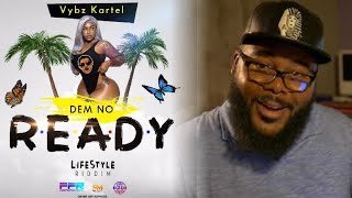 Vybz Kartel - Dem Nuh Ready (Official Audio) friends for real production DCS TV review