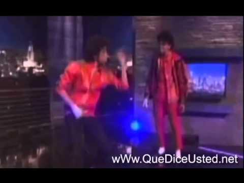 Chris Brown & Affion Crockett Michael Jackson Battle On _In The Flow