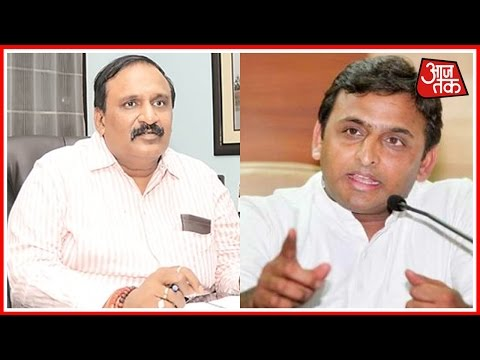 Breaking: UP CM Akhilesh Yadav Sacks Chief Secretary Dipak Singhal